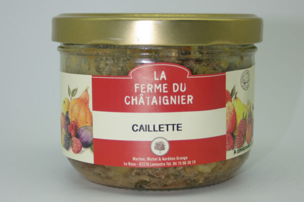 Caillette 380g
