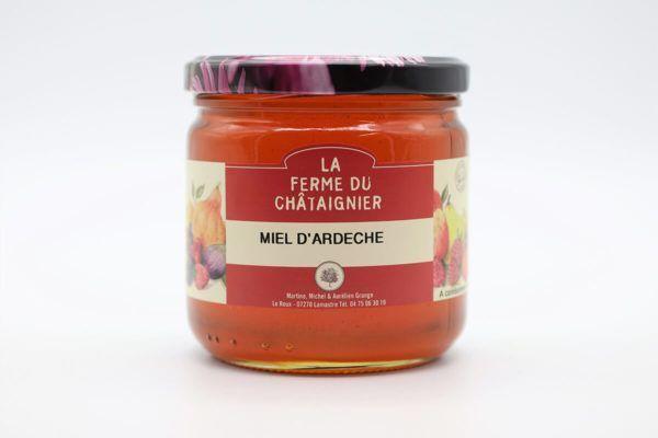 Miel d'Ardèche - 500g